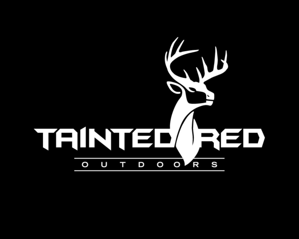 Tainted Red Outdoors Logo