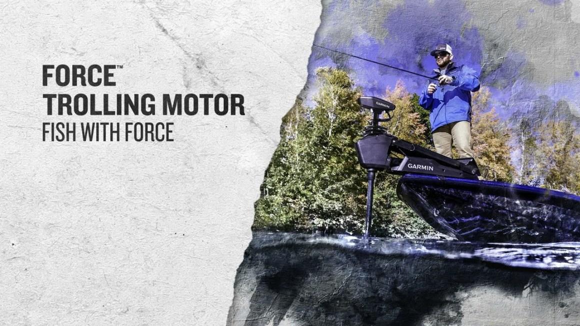 Garmin Force Trolling Motor Released