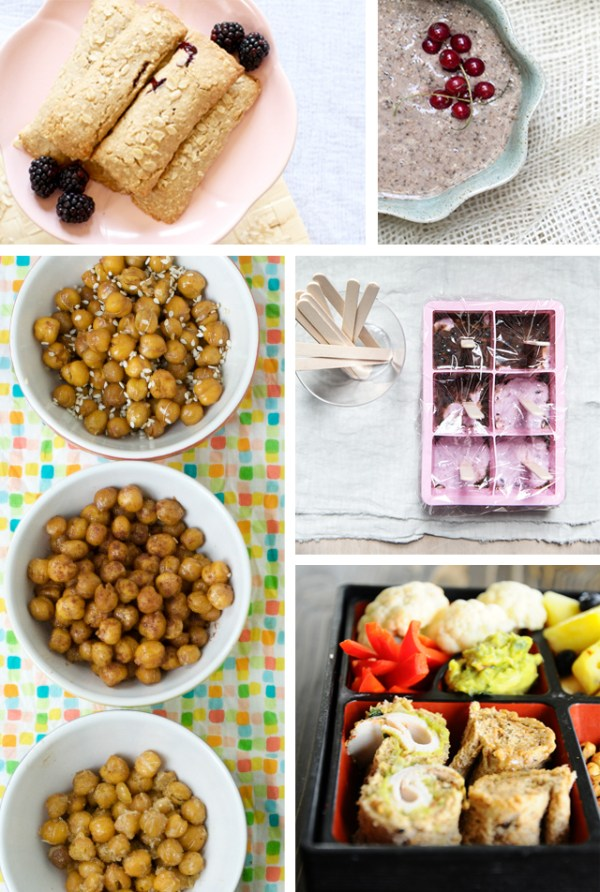 Healthy Homemade Snacks for Kids – From smoothies to kale ...