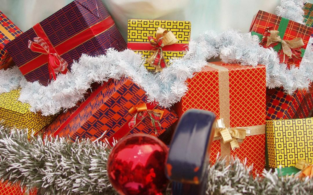 Få pakken din til jul
