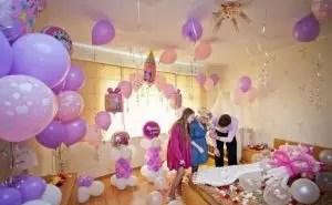 Bebeğin doğum günü odasını nasıl süsleyebilirim (erkek, kızlar) kendiniz yapın + 140 parlak fikirlerin fotoğrafları