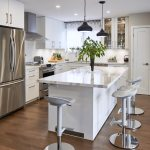 Satin Matte White Kitchen In Toronto Modern Plus