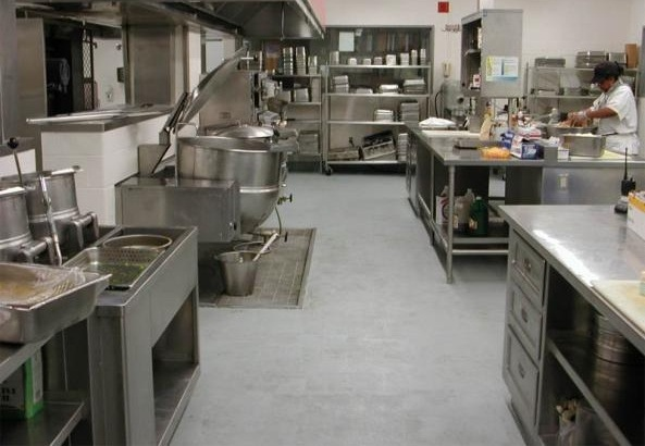 for commercial kitchens