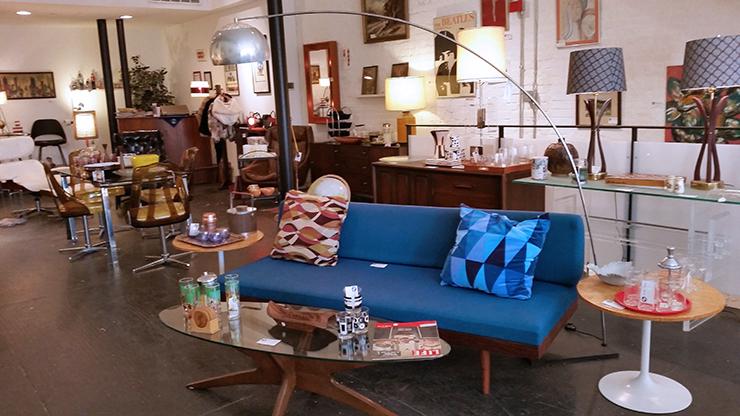 mid century modern furniture dc va md reston