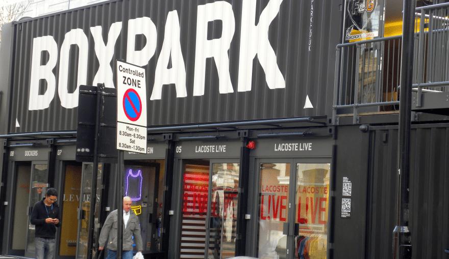 what's a pop-up shop