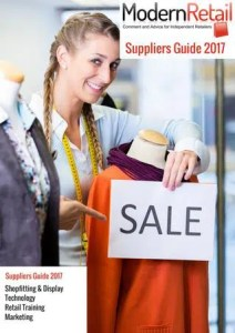 Retail Ebooks - Modern Retail Suppliers Guide 2017
