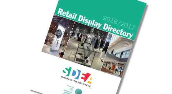 Retail Display Directory