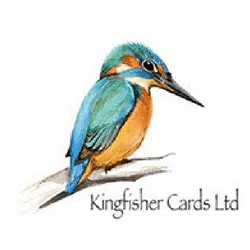 Kingfisher Cards