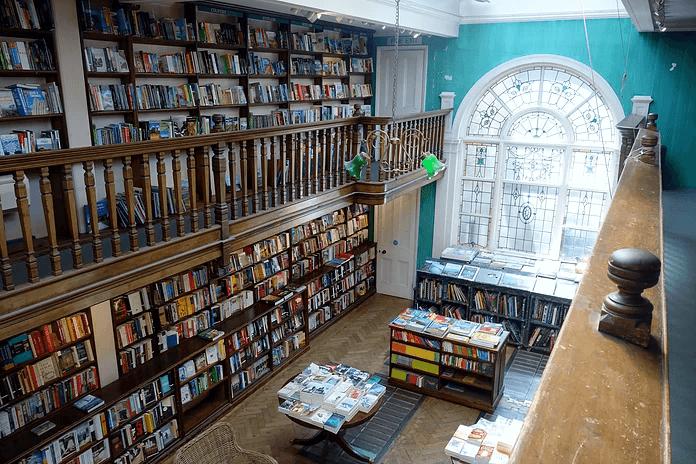 Daunt Books Marylebone