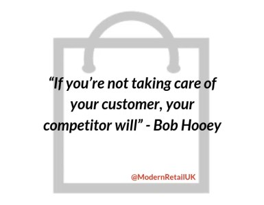 Customer satisfaction motivation quote