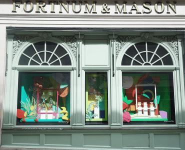 Fortnum & Mason Shopfront