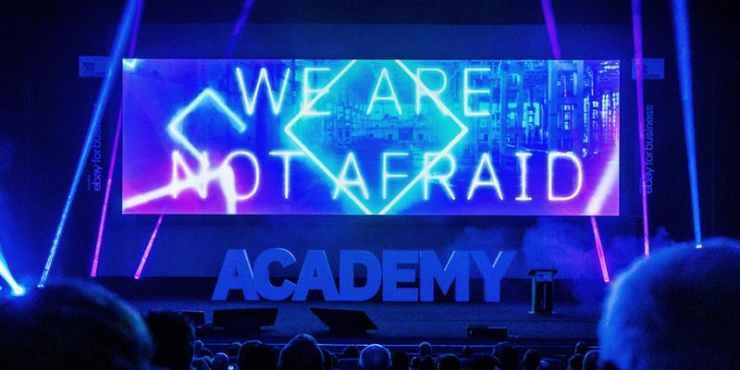 Linn Academy Main Stage