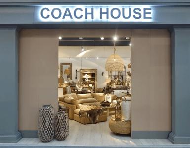 Coach House: Home Interiors