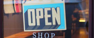 Shopfront sign
