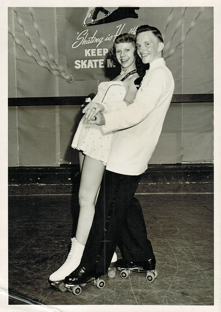 """Skating is Healthy."" Image courtesy of Suzanne on Flickr.com"