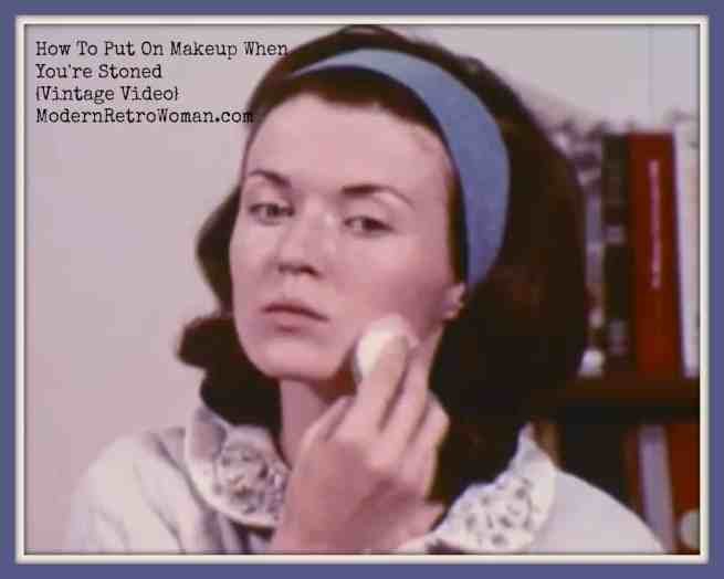 A rare full makeup tutorial from 1969 narrated by Marla Craig. Screencast taken from vintage video posted by GlamourDaze on YouTube