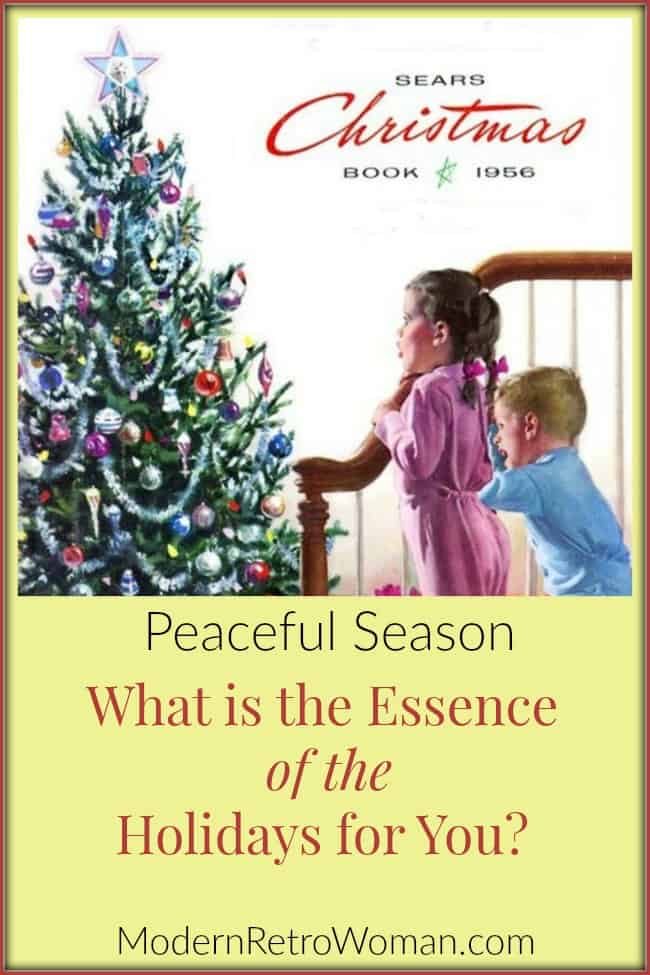 What is the Essence of the Holidays for You?
