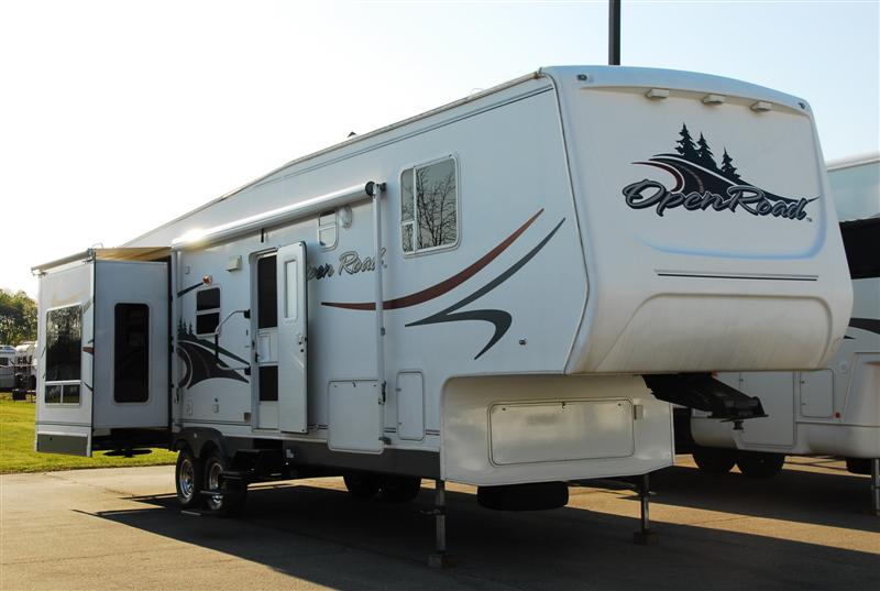 Pre-Owned Fifth Wheels