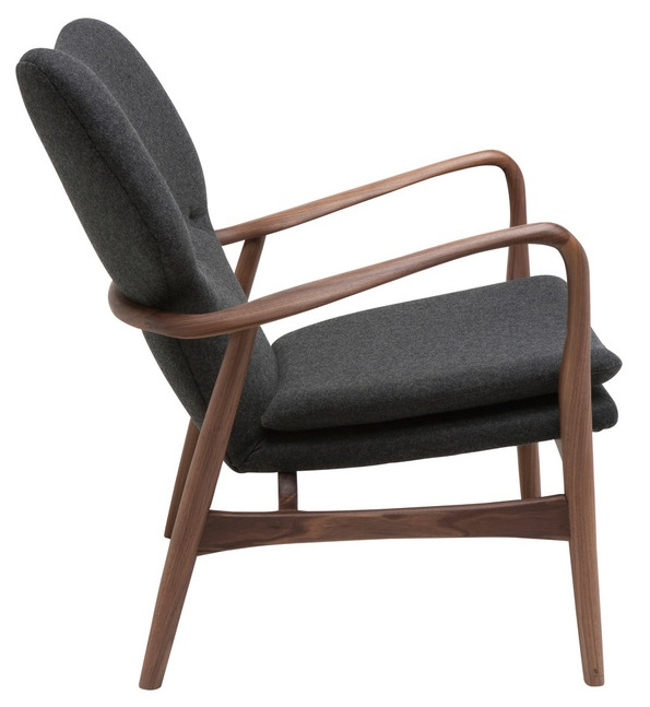 Patrik Lounge Chair By Nuevo ModernSelections Nuevo Patrik Lounger