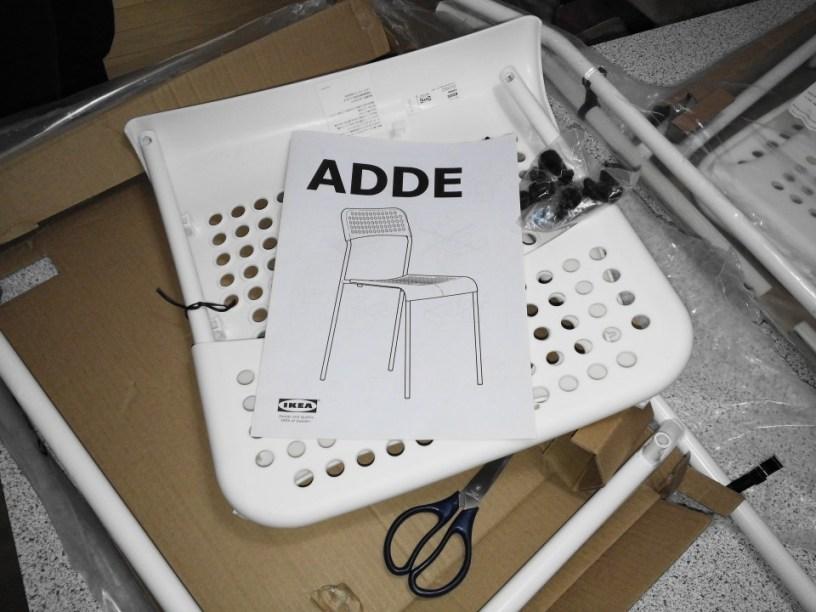 Ikea Product In South Korea The Adde Chair Modern Seoul