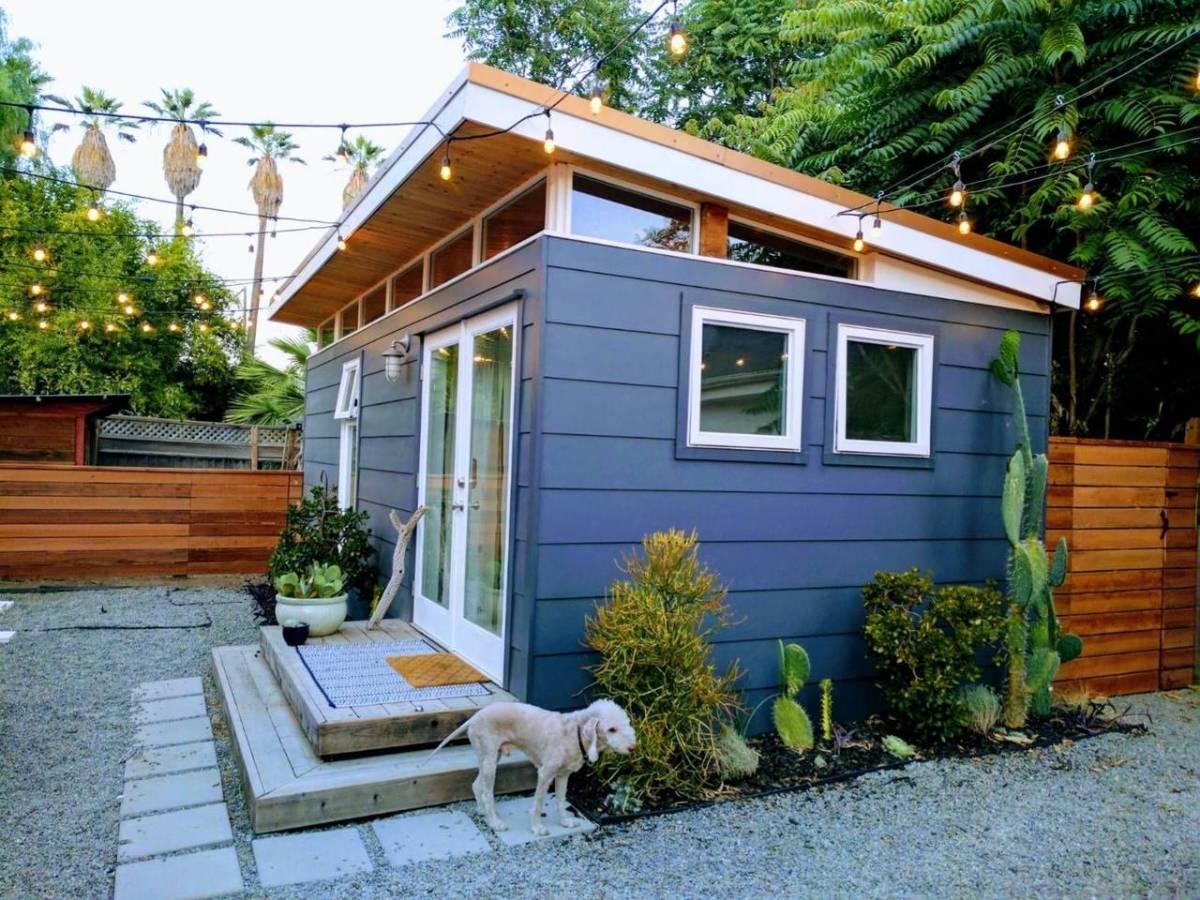 The backyard bungalow on Bungalow Backyard Ideas id=96477