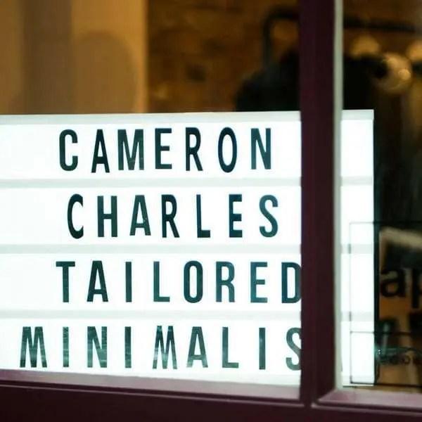 Cameron Charles