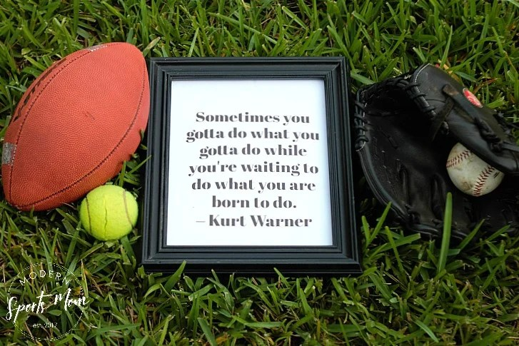 6 Inspirational Printables for Sports Families