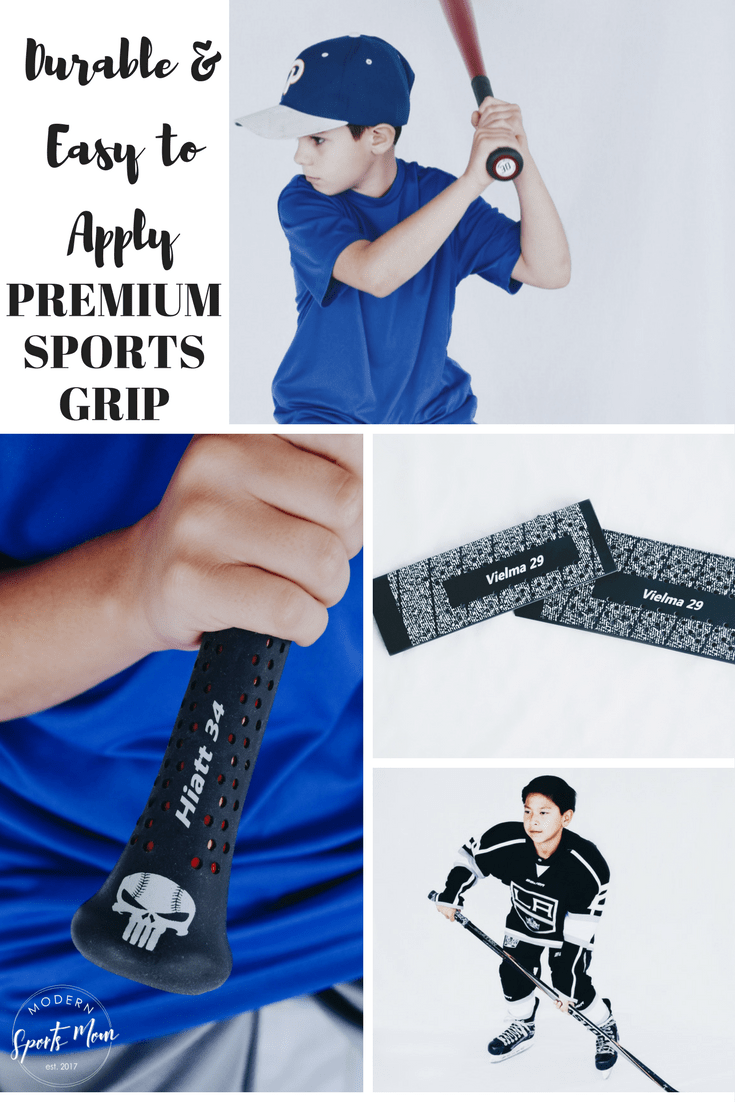 Durable and Easy to Apply Premium Sports Grip!