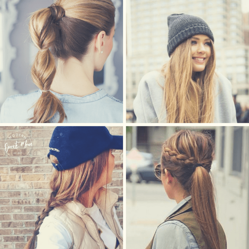 15 Game Day Hairstyles