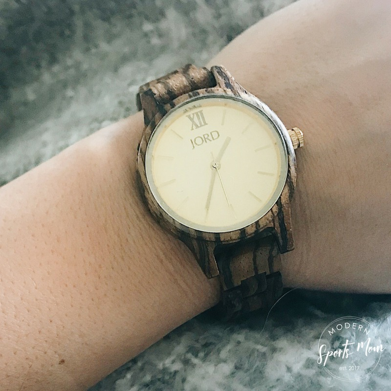 I love my Jord Wood Watch! Unique Watches for Women.