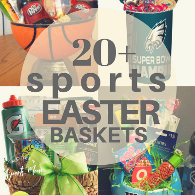 21+ Sports Easter Basket Ideas
