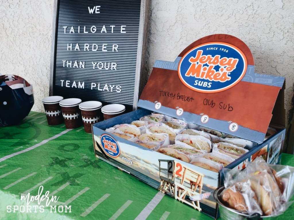 Tailgating Made Easy