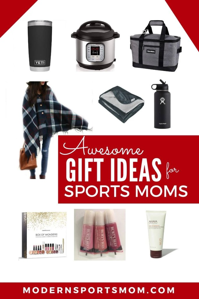 Awesome Gift Ideas for Sports Moms