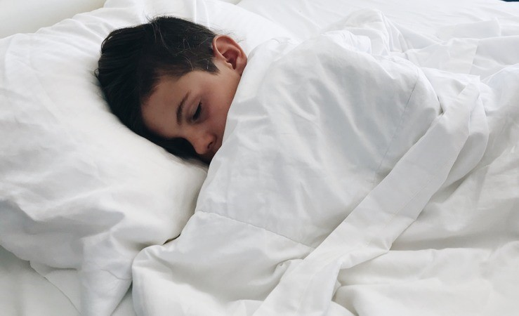 4 Steps To A Better Night's Sleep