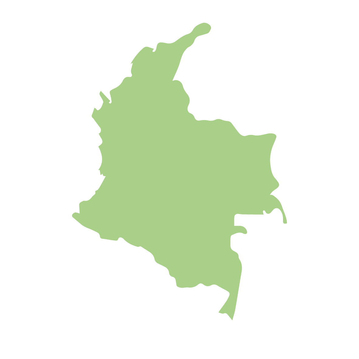 Colombia - Map