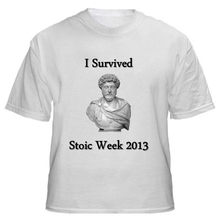 Stoic Week 2013 T-Shirt
