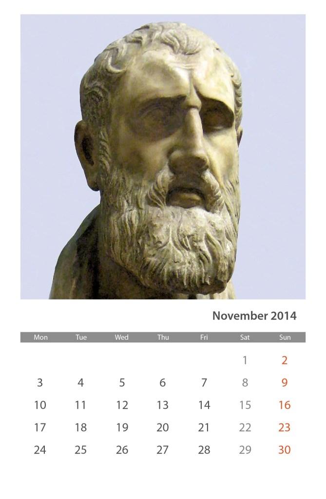 Zeno Calendar