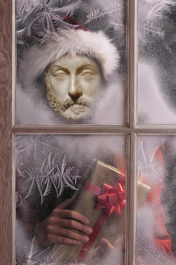A Stoic Santa