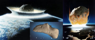 Asteroid Impact Risk