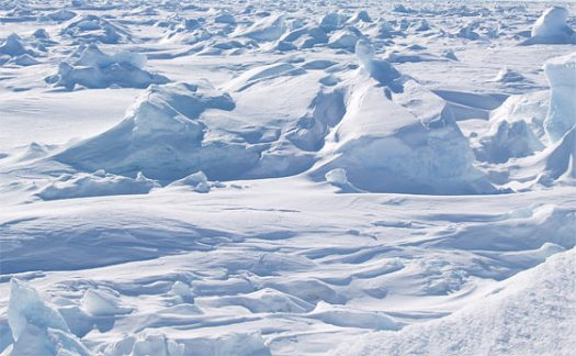 Image result for north pole ice