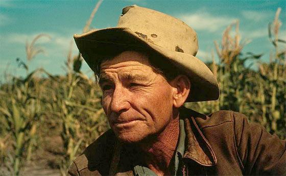 Great Depression Era Farmer