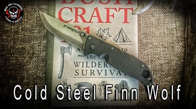 Cold Steel Finn Wolf - EDC Blade Perfection and Budget Bushcraft Knife