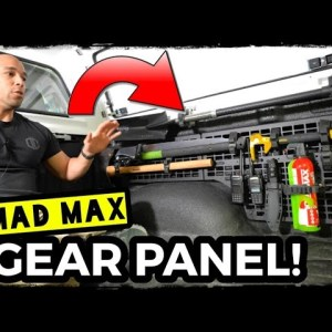 Every Man Needs This in Their Vehicle: Survival Tool Panel