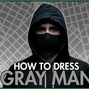 How To Dress Gray Man #Shorts