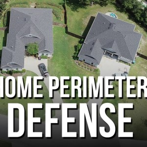 Prepper's Home Perimeter Defense Analysis