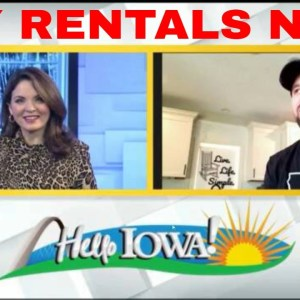 RETIRED AT 40 ON THE NEWS! Why You Need to Buy Rentals NOW!