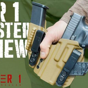 Tier 1 Holster Review | ft. ON Three