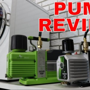 Harvestright Premier Vacuum Pump Review// Standard Vacuum Pump vs Premier Pump
