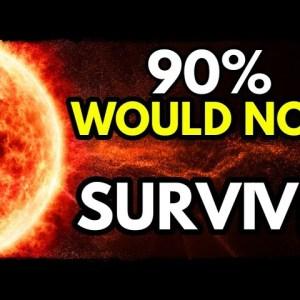 Massive Solar Storms Inbound: Nationwide Blackouts