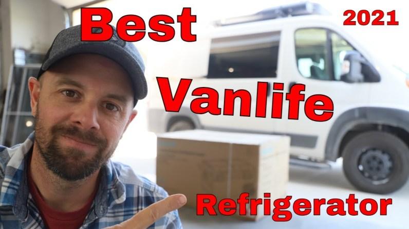 Best Vanlife 🚐 Refrigerator -- 2021 Newair NPR080GA00